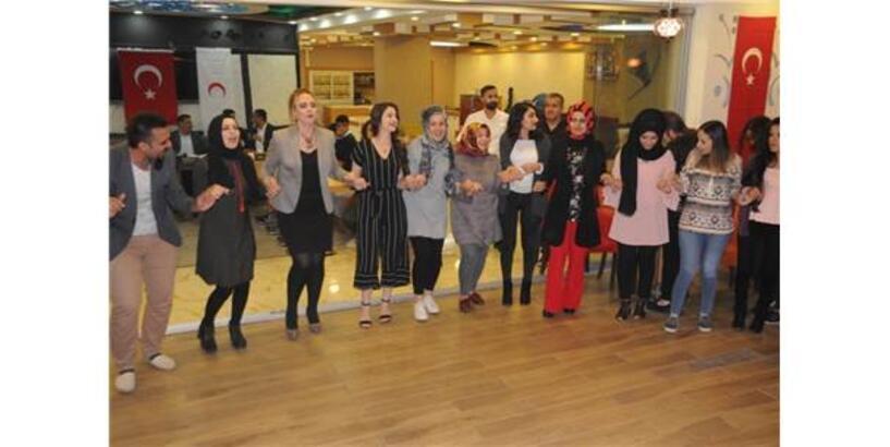 Hemşireler Günü Cizre'de Coşku İle Kutlandı