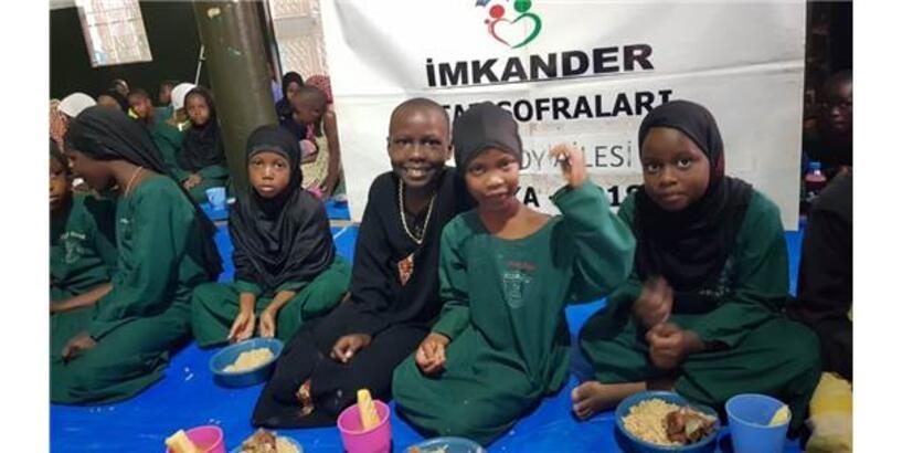 Afrika'da 15 Temmuz Şehitleri Anısına İftar