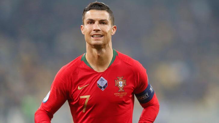 Ronaldo 700. golünü attı!