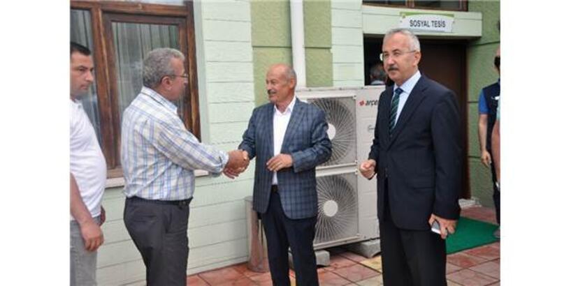 """Osman Kahveci:  """"Yenice'nin Ekonomisi   Ormana Bağlı"""""""