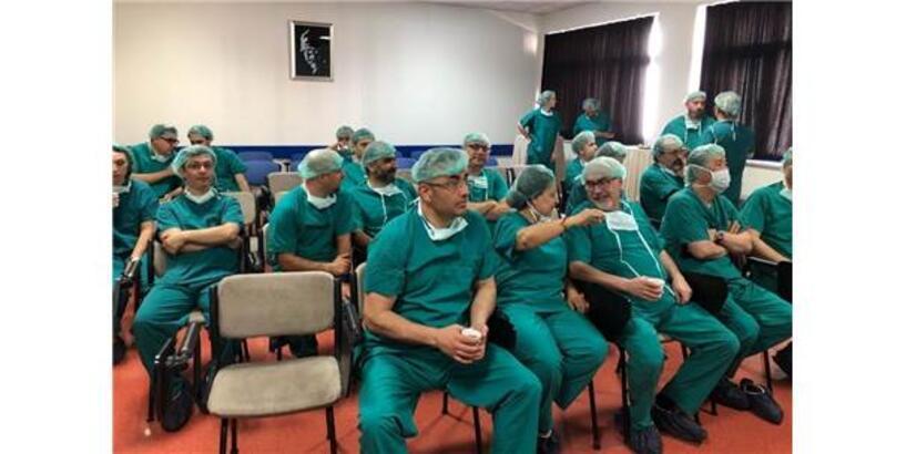 Türk Ve Güney Koreli Doktorlardan Ortak Workshop