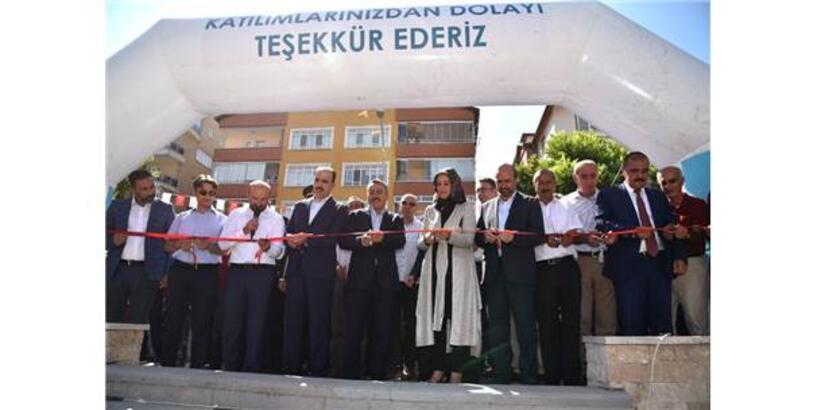 Seydişehir'de Selçuklu Parkı Açıldı