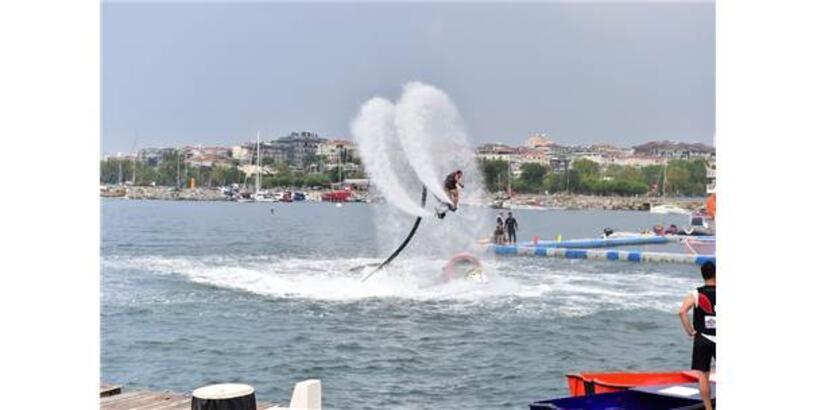 4. Uluslararası Su Sporları Festivali Başladı