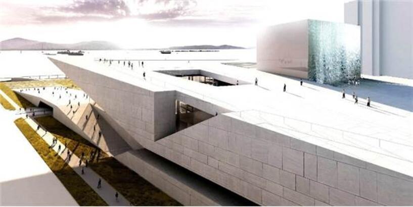 Türkiye'nin Opera Sanatına Özel İlk Yapısı Geliyor