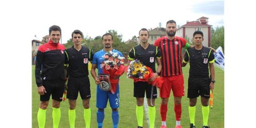 Ziraat Türkiye Kupası 3. Eleme Tur: Bartınspor: 1 - Sarıyer: 2