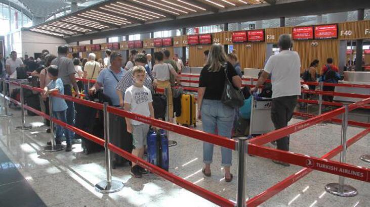 Son dakika... Bugün başladı! Uçak biletleri...