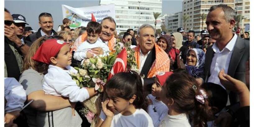 İzmir'de Tarım Festivali Başladı