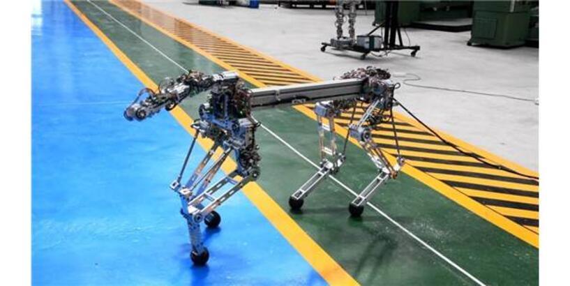 """Dört Ayaklı Robot """"Arat"""" Yakında Piyasaya Çıkıyor"""