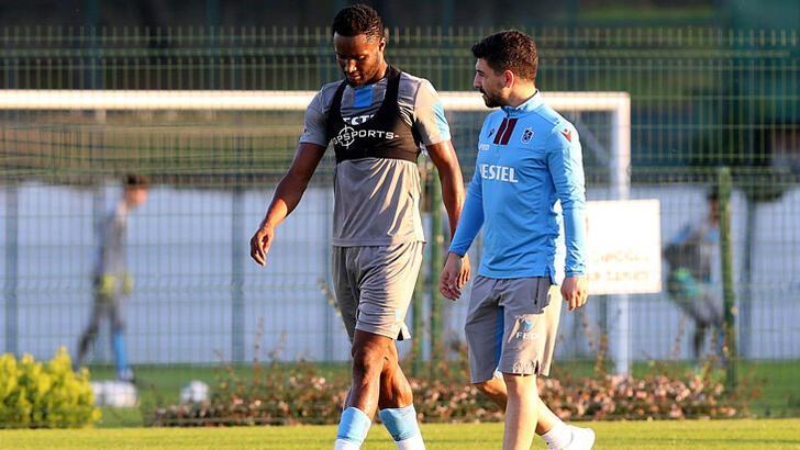 Obi Mikel'den Trabzonspor'a kötü haber