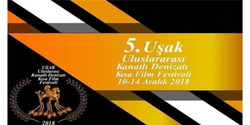 5. Uluslar Arası 'Uşak Kanatlı Denizatı Kısa Film Festivali' Başlıyor