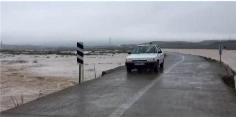 Siverek'te Aşırı Yağışlar Hayatı Olumsuz Etkiliyor
