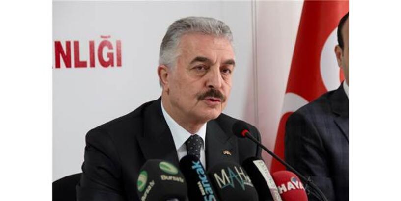 """""""Mhp'nin Belediyelerden Vazgeçtiğini Söylemek Sefil Ve Ahlaksız Bir Yalandır"""""""