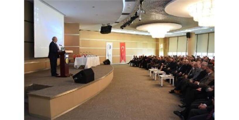 Ankara'da 'Üretimde Dijital Dönüşüm Ve Markalaşma Paneli' Düzenlendi