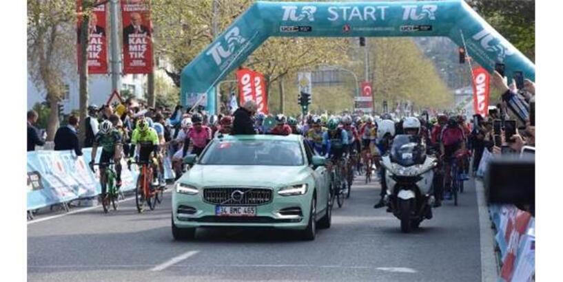 Cumhurbaşkanlığı Türkiye Bisiklet Turu'nun İkinci Etabı Başladı