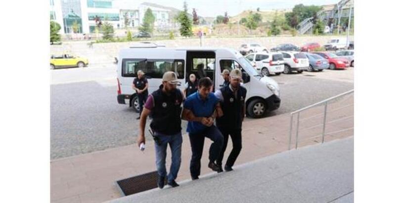 Fetö'nün Hücre Evinde Yakalanan Firari Çift Tutuklandı