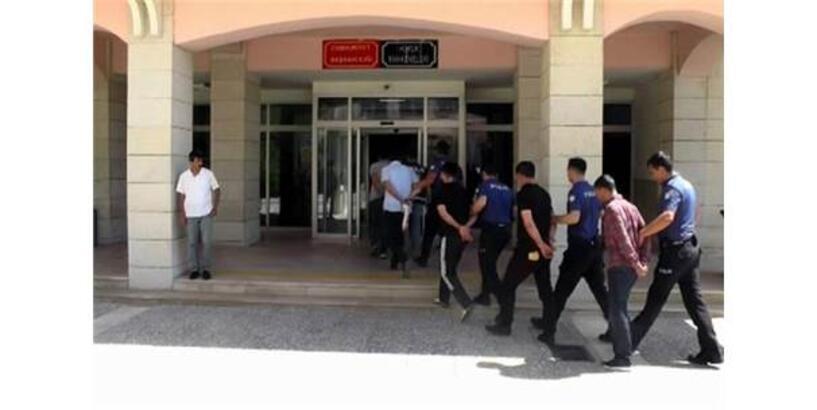 Siirt Merkezli 5 İldeki Tefecilik Operasyonunda 6 Tutuklama