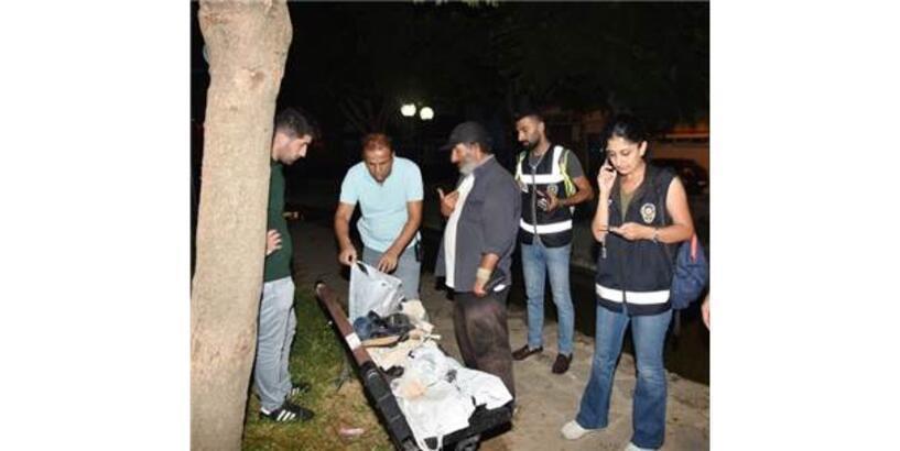 Polisten 'Huzurlu Park' Denetimi