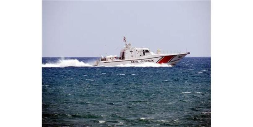 Sahil Güvenlik'ten Denizde Arama