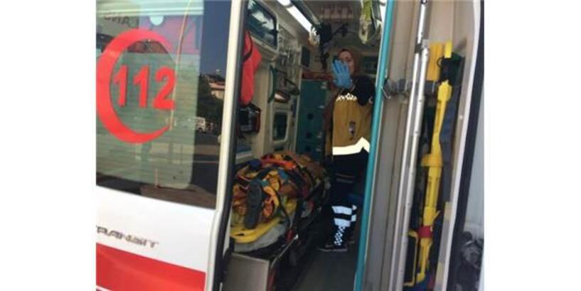 Burdur'da Otomobiller Çarpıştı: 7 Yaralı