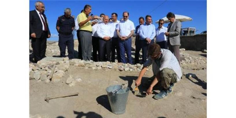 2500 Yıllık Posta Merkezi Ptt'yi Heyecanlandırdı