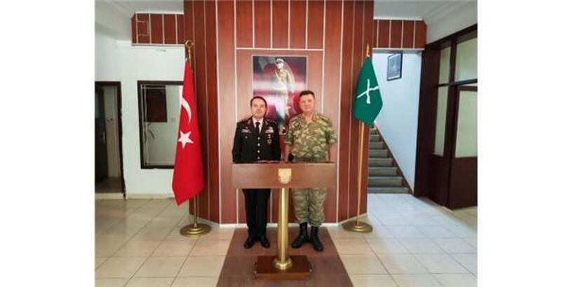 Osmaniye İl Jandarma Komutanı Zafer Tombul Göreve Başladı