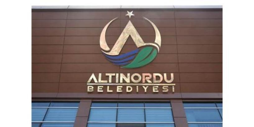 Altınordu Belediyesi'ne 'Türkiye Cumhuriyeti' İbaresi Koyulacak