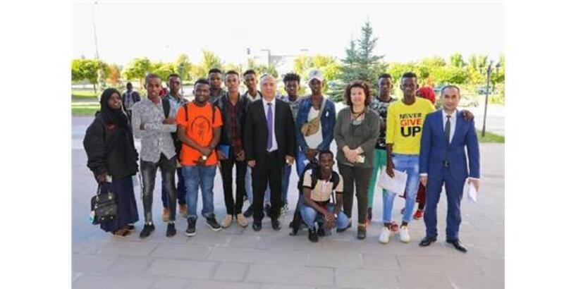 Ömer Halisdemir Üniversitesi'nde Uluslararası Öğrenci Sayısı Arttı