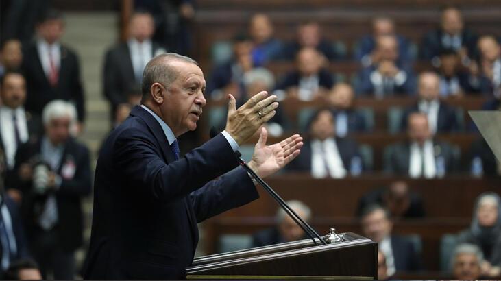 Cumhurbaşkanı Erdoğan: 'Barış Pınarı Harekatı'nın sona ermesi için tek şartımız var!'