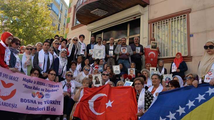 Srebrenitsalı anneler, Diyarbakır'daki annelerle buluştu