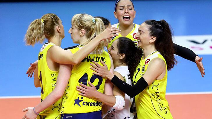 Derbide gülen taraf Fenerbahçe Opet: 3-0