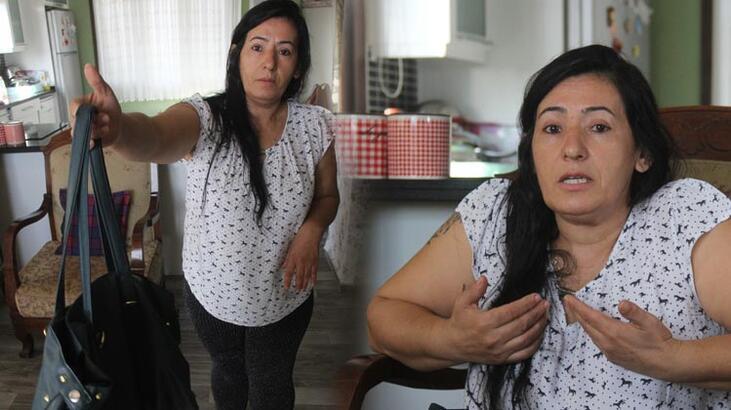 6 yıldır boşanamadığı kocasına attığı çanta silah sayıldı cezaevine girdi!
