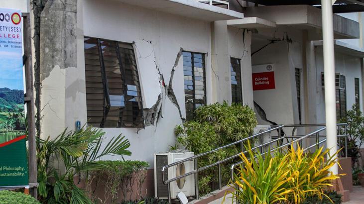 6.4'lük depremde ölü sayısı 5 oldu