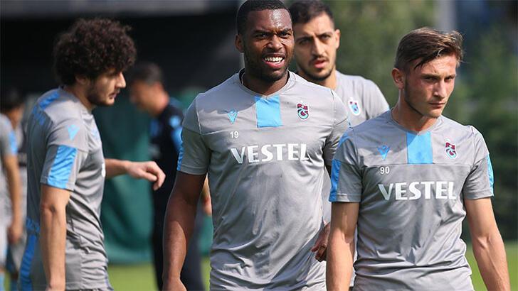 Trabzonspor'da Gaziantep mesaisi