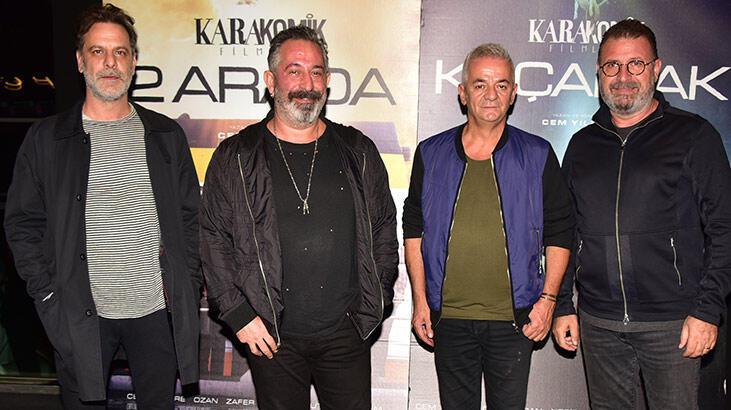 'Karakomik Filmler'i izlediler