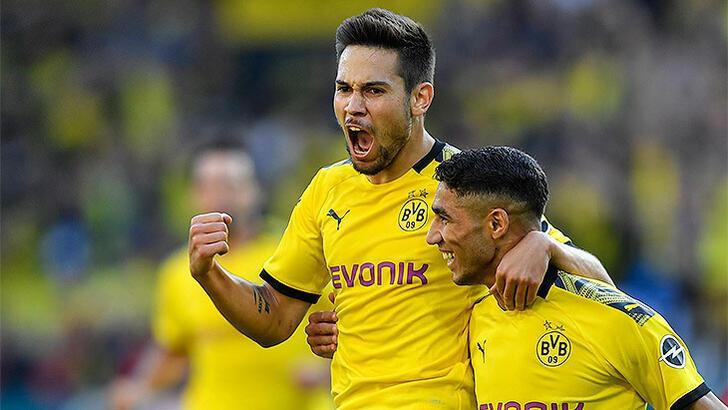 Dortmund, Guerreiro'nun sözleşmesini uzattı