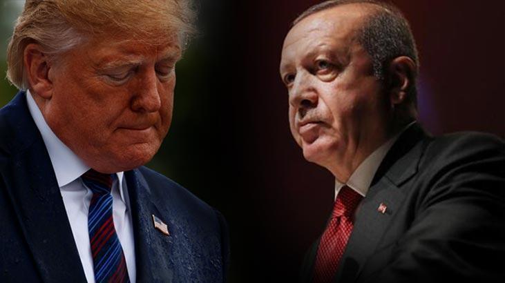 Son dakika   Cumhurbaşkanı Erdoğan'dan Trump'a cevap