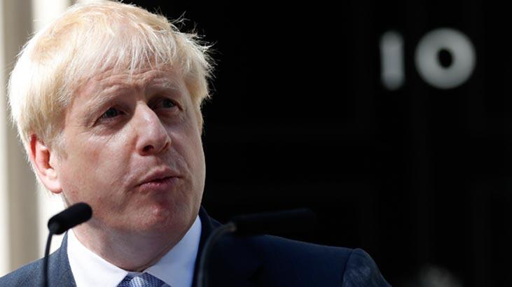 Boris Johnson umutlu