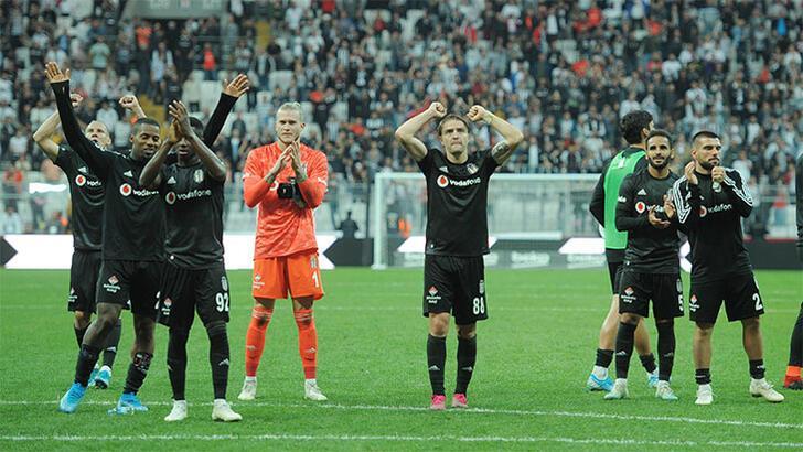 Beşiktaş başkent deplasmanında