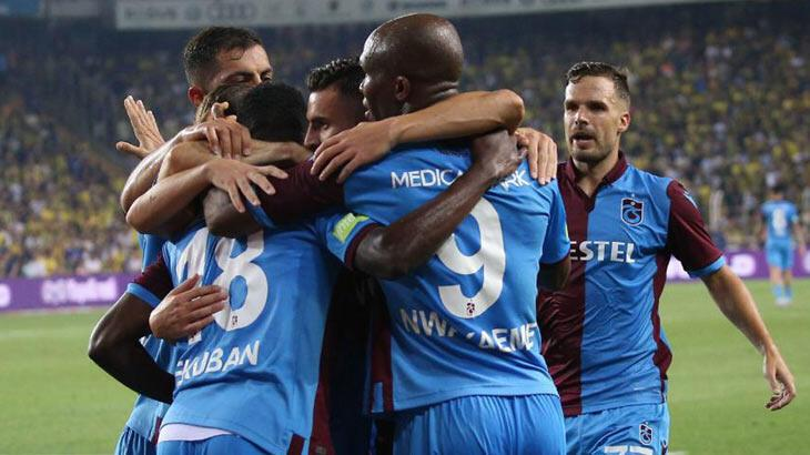 Trabzonspor'da hedef, Gaziantep FK galibiyetiyle seriyi sürdürmek