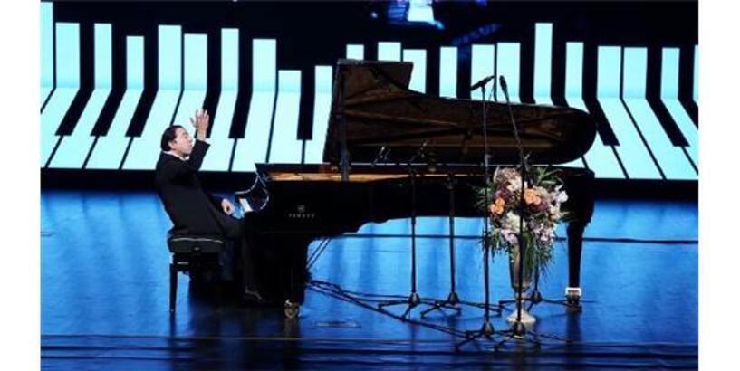 Fazıl Say İstanbul Okan Üniversitesi'nde Konser Verdi