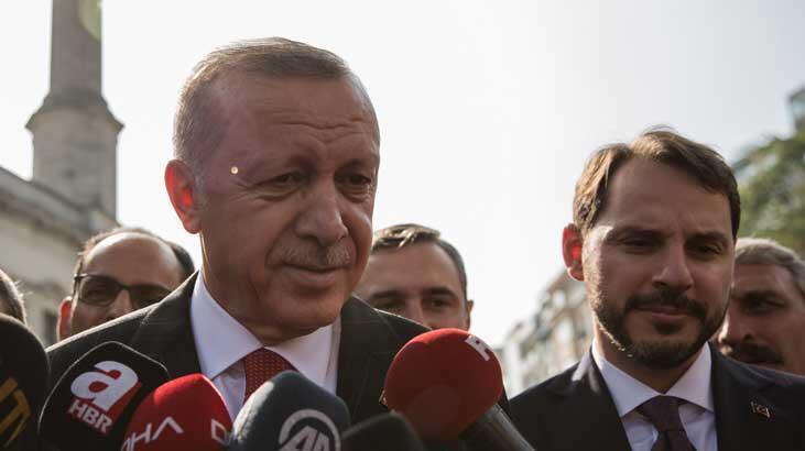 Son dakika... Cumhurbaşkanı Erdoğan'dan anlaşma sonrası ilk açıklama