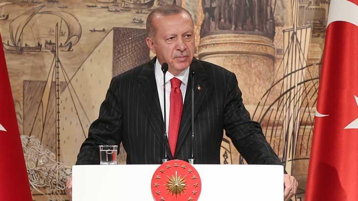 Son dakika... Cumhurbaşkanı Erdoğan'dan Barış Pınarı Harekatı açıklaması