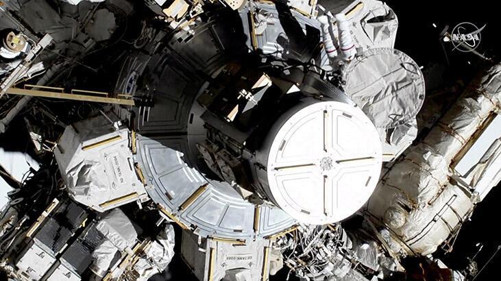 NASA'daki kadın astronotlardan bir ilk!