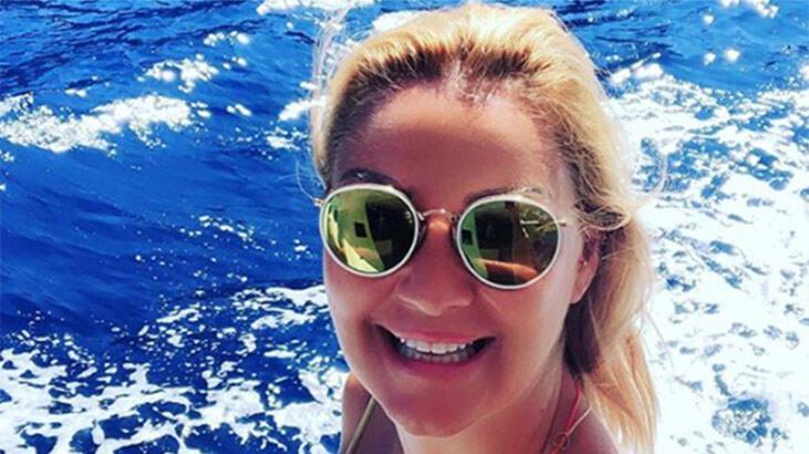 Pınar Altuğ'un yeni imajı şaşırttı