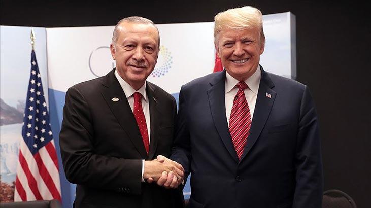 Son dakika| Cumhurbaşkanı Erdoğan'dan Trump'la görüşmesine ilişkin açıklama
