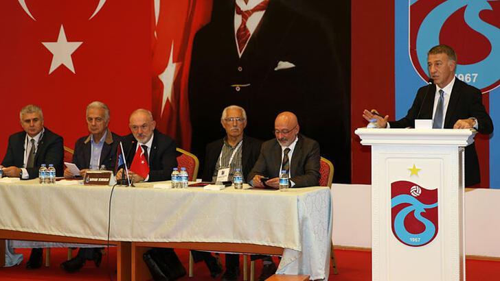 Trabzonspor'un borcu 940 milyon liraya düştü