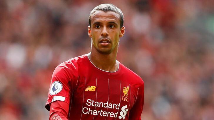 Matip, Liverpool ile sözleşme yeniledi