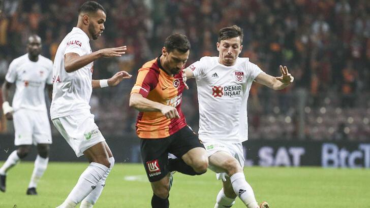 Galatasaray - Sivasspor: 3-2