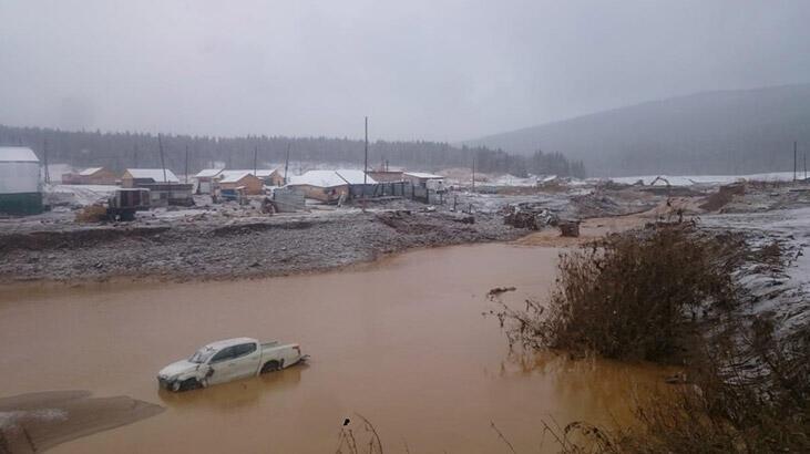 Rusya'da baraj çöktü: Çok sayıda ölü ve yaralı var!
