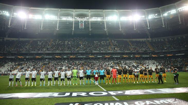Beşiktaş-Braga maçının bilet fiyatları belli oldu